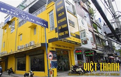 Cửa hàng mua bán trống Jazz ở thành phố Hồ Chí Minh
