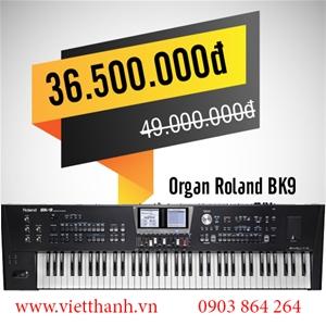 Giảm giá sock đàn Organ Roland BK-9 chỉ còn 36,500,000 VNĐ