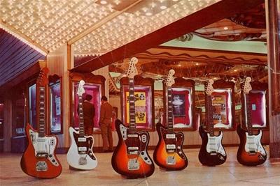 Đàn guitar hiệu Fender nhập khẩu mua ở đâu