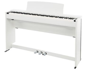 Đàn piano điện màu trắng ưa chuộng hiện nay