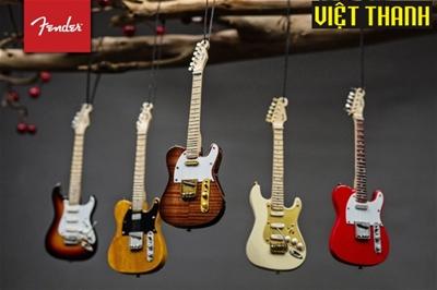 Các thương hiệu đàn guitar được nhiều người mua nhất trên thế giới
