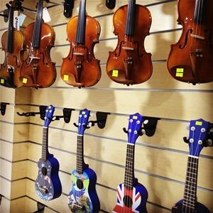 Tiệm bán cây đàn violin - vĩ cầm hay nhất tphcm