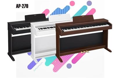 Đàn piano điện Casio đời mới nhất năm 2017