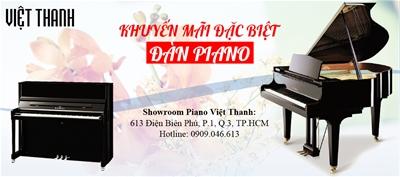 Danh Sách Đàn Piano Khuyến Mãi Tại Công Ty Âm Nhạc Việt Thanh