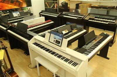 Các nguồn chủ yếu để mua đàn piano