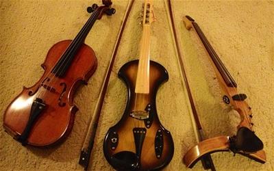 Thông tin chi tiết về đàn violin điện tử