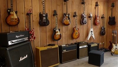 Giá loa amply dùng cho cây đàn guitar