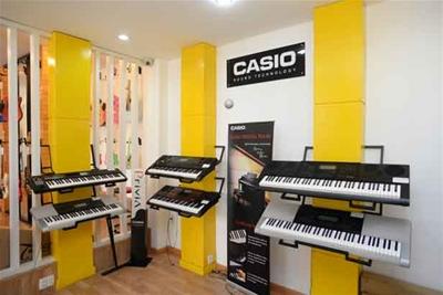 Địa điểm cho thuê phòng tập đàn organ tại tphcm