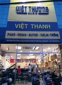 Nơi bán đàn guitar tại Đồng Nai