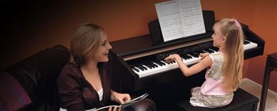 Mới học đàn piano nên mua loại nào