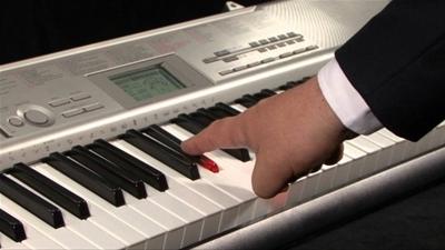 Đàn organ dành chuyên cho các lớp học nhạc