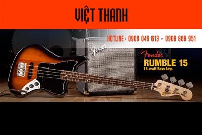 Rumble 15 và Rumble 40 – lựa chọn đỉnh cao cho một chiếc amply guitar thời thượng?