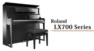 Đánh giá dòng đàn piano điện Roland LX-700
