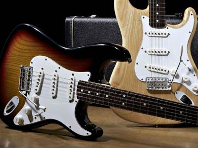 Phân biệt đàn guitar điện và đàn guitar bass