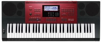 So sánh đàn organ casio CTK-6250 với đàn organ Yamaha E263