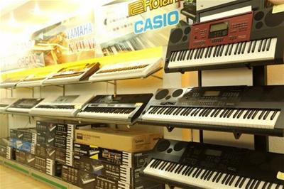 Tại sao nên chọn đàn Organ Casio cho bé?