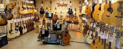 Địa điểm cho thuê phòng tập đàn guitar tại tphcm