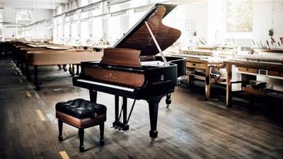 Đánh giá đàn grand piano Steinway & Sons B-211