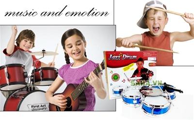 10 ích lợi khi chơi một nhạc cụ
