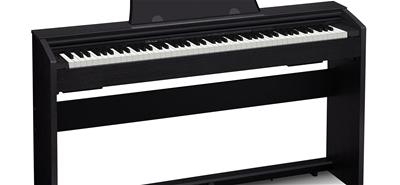 Đàn piano điện màu đen ưa chuộng nhất hiện nay
