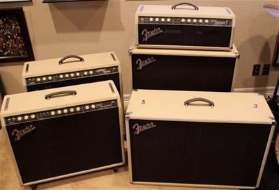 Thông tin chi tiết về bộ ampli Fender