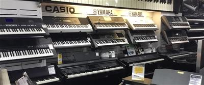 Shop đàn Organ uy tín ở HCM
