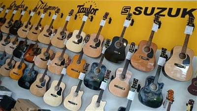 Hỏi đáp đàn guitar