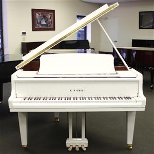 Đánh giá đàn grand piano cơ Kawai GL-10 màu trắng