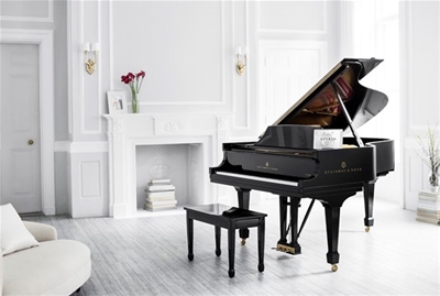 Đàn piano chơi nhạc tự động của Steinway & Sons
