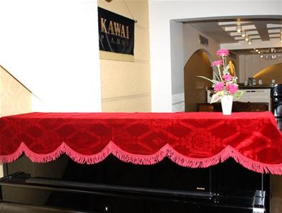 Cửa hàng bán khăn phủ đàn piano tại Tphcm