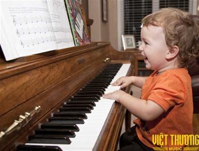 Bí quyết chọn mua đàn piano cho bé