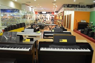 Top 5 mẫu đàn piano điện casio tốt nhất hiện nay
