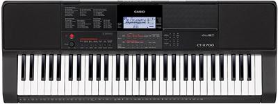 Đánh giá đàn organ Casio CT-X700