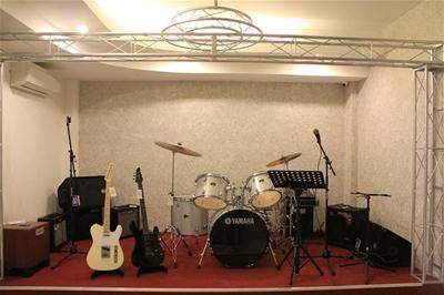 Địa điểm cho thuê phòng tập nhạc tại tphcm