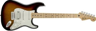 Fender Standard Stratocaster HSS được đánh giá linh hoạt nhất dòng đàn Fender