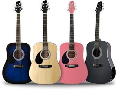 Lưu ý khi mua đàn guitar cho người thuận tay trái