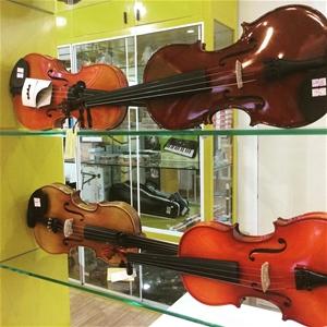 Cửa hàng bán đàn violin tại thành phố Hồ Chí Minh