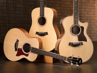 Đàn guitar Taylor có giá dưới 20 triệu