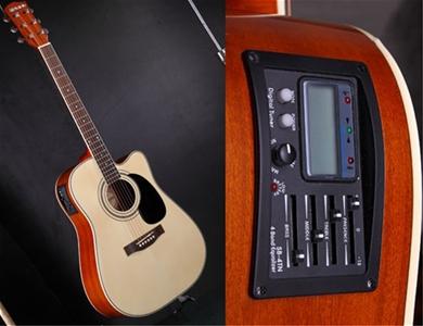 Giá đàn guitar acoustic tại TPHCM