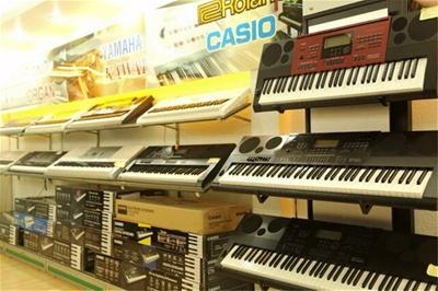 Cửa hàng bán đàn organ Casio ở Biên Hòa - Đồng Nai