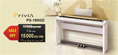 Top 5 Cây Đàn Piano Kỹ Thuật Số Privia Casio Bán Chạy Hiện Nay