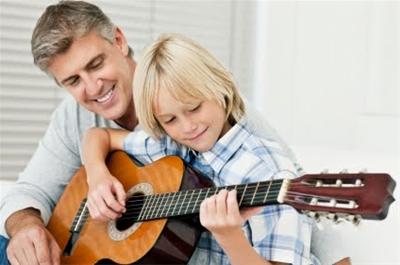 Học đàn guitar làm gì