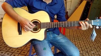 Lớp dạy đàn guitar cho người lớn tại Tp Hồ Chí Minh