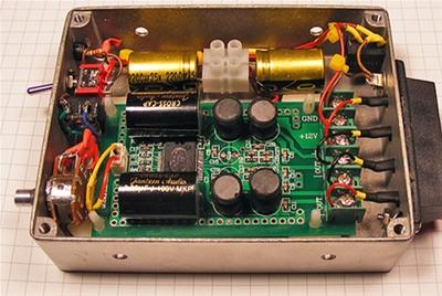 Tìm hiểu nhanh về ampli bán dẫn là gì?