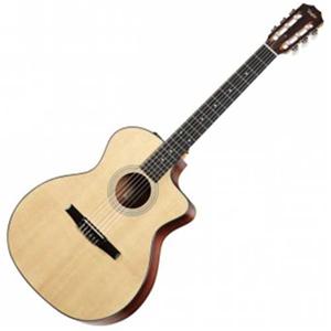 Chi tiết đàn guitar Taylor 214 CE-N