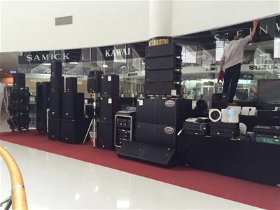 Địa chỉ cho thuê ampli nhạc cụ giá rẻ tại Tp.HCM