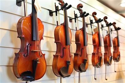 Shop bán nhạc cụ violin chính hãng tại Thành phố Hồ Chí Minh