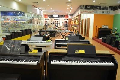 Đàn piano cho người mới bắt đầu học
