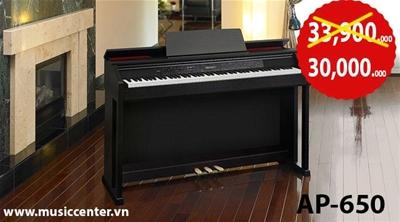 Khuyến mãi piano điện mùa hè