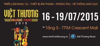 Việt Thương Music Fair - Sự kiện âm nhạc lớn nhất trong năm
